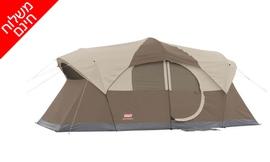 אוהל ל-10 אנשים Coleman