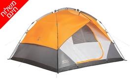אוהל 7 אנשים נפתח ברגע Coleman