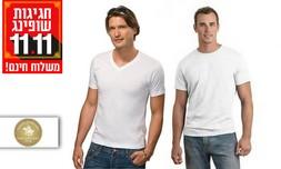 סט 9 חולצות טי לגברים