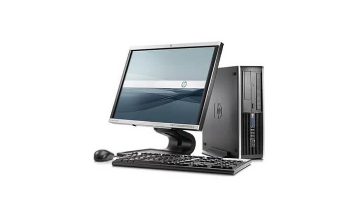 3 מחשב נייח HP עם מעבד i3