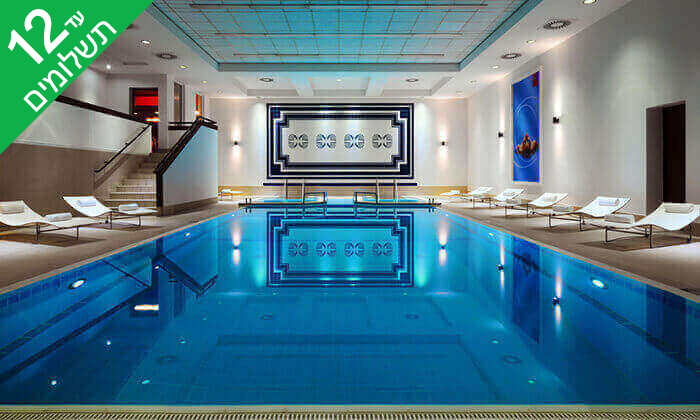 2 יולי-אוגוסט בוורשה - מלון 5 כוכבים Marriott המומלץ עם קזינו