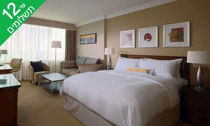 6 יולי-אוגוסט בוורשה - מלון 5 כוכבים Marriott המומלץ עם קזינו