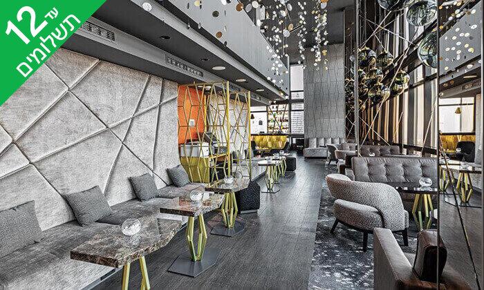 9 יולי-אוגוסט בוורשה - מלון 5 כוכבים Marriott המומלץ עם קזינו