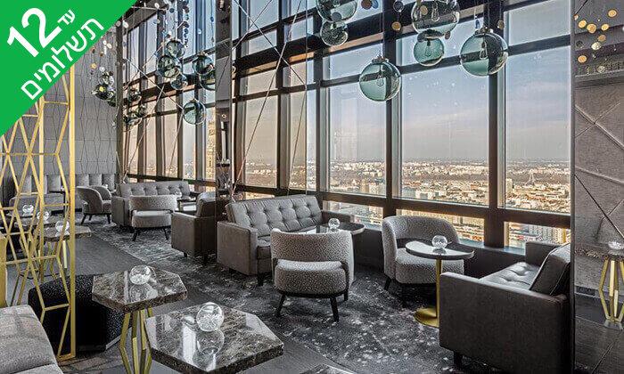 10 יולי-אוגוסט בוורשה - מלון 5 כוכבים Marriott המומלץ עם קזינו