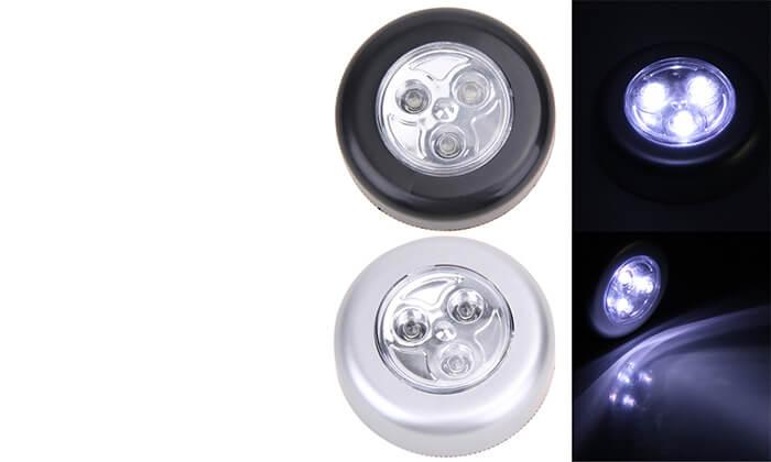 6 7 מנורות לד MiniMaxx