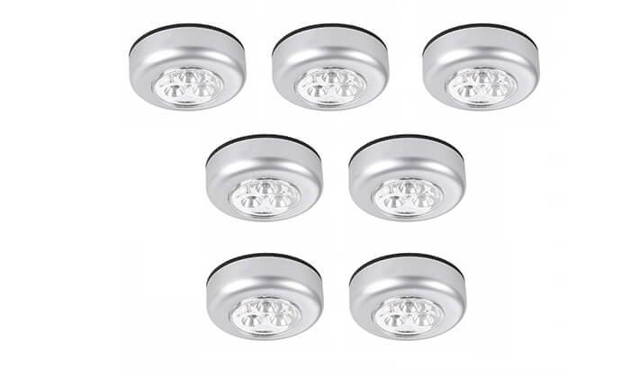 7 7 מנורות לד MiniMaxx