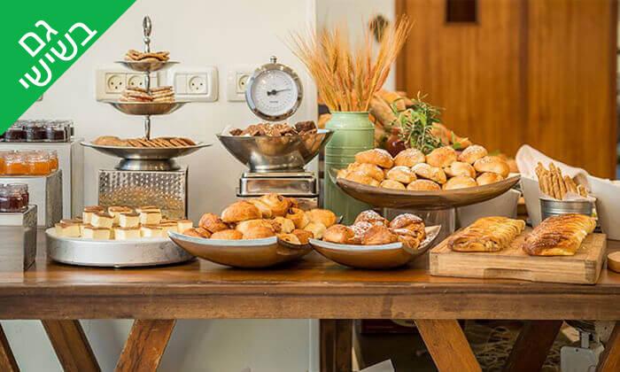 9 יום כיף בבריכה של מלון רימונים טאואר כולל ארוחת בוקר עשירה, רמת גן