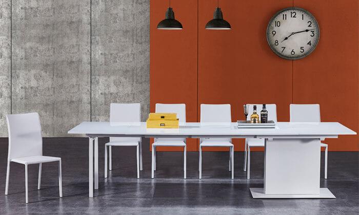 10 שולחן מודולרי נפתח לפינת אוכל MLADA