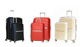 זוג מזוודות קשיחות Samsonite