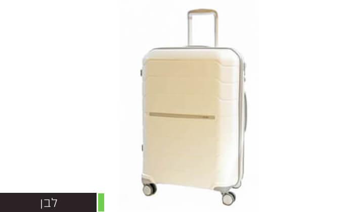 5 מזוודה קשיחה סמסונייט Samsonite