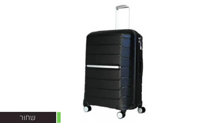 3 מזוודה קשיחה סמסונייט Samsonite