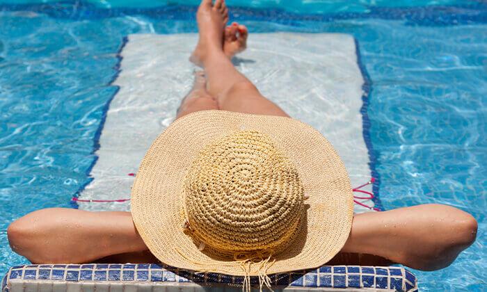 21 יום כיף עם עיסוי ובריכה ברשת Share Spa - שר ספא