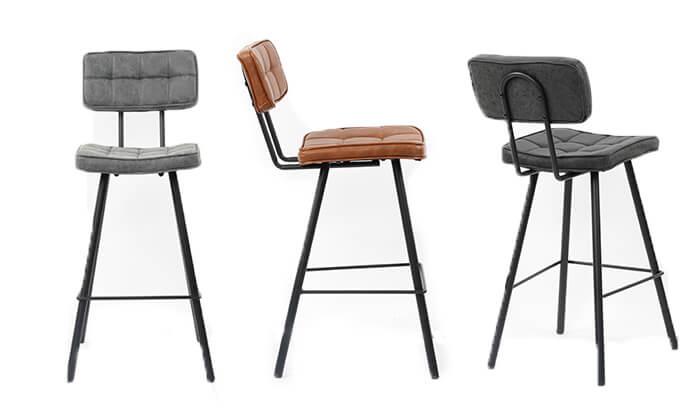 6 כסא בר מעוצב