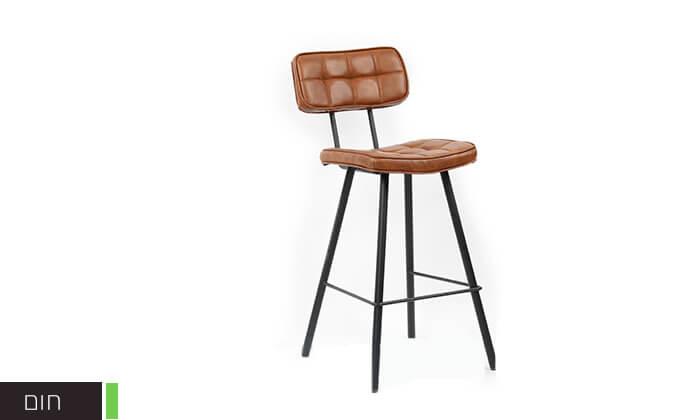 5 כסא בר מעוצב