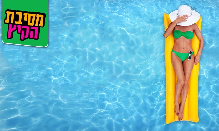2 יום פינוק עם עיסוי ובריכה ברשת Share Spa - שר ספא