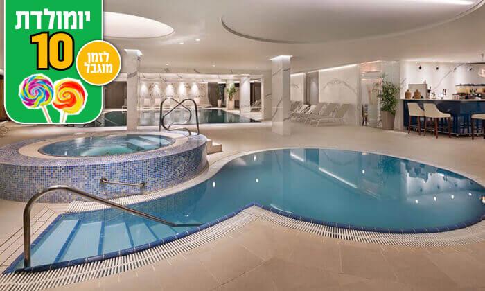 5 יום כיף במלון הוד המדבר, ים המלח