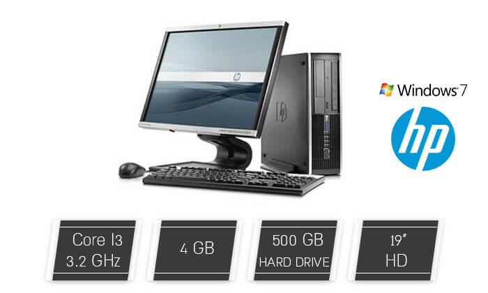 2 מחשב נייח HP