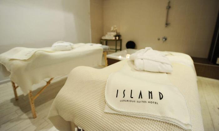 3 חבילות ספא במלון הסוויטות איילנד, פולג נתניה
