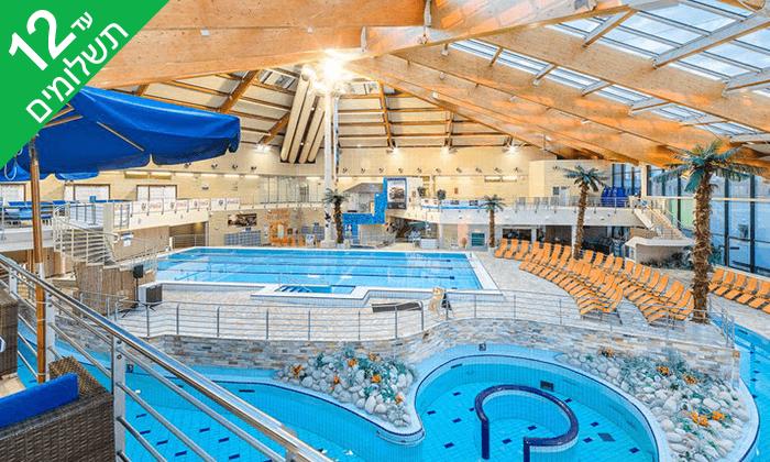3 יולי-אוגוסט בפראג - חופשה משפחתית כולל כניסה חופשית לפארק מים מקורה