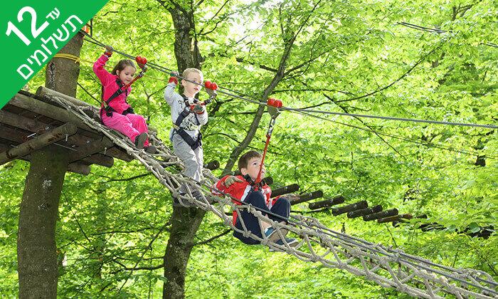 5 יולי-אוגוסט ברומניה - טיול מאורגן למשפחות כולל פארקים ואטרקציות