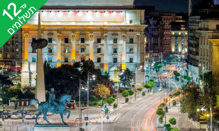 6 יולי-אוגוסט ברומניה - טיול מאורגן למשפחות כולל פארקים ואטרקציות