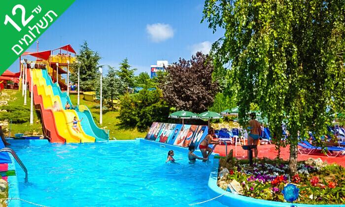 8 יולי-אוגוסט ברומניה - טיול מאורגן למשפחות כולל פארקים ואטרקציות