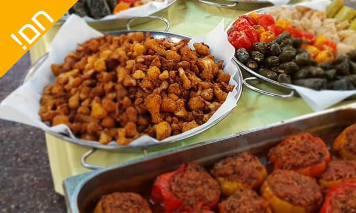 8 שובר הנחה לקניית אוכל מוכן וכשר לשבת - קייטרינג שדות איילון, קיבוץ שעלבים