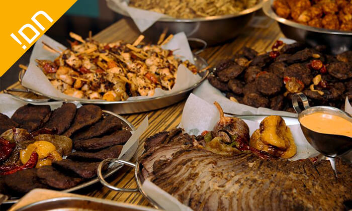 4 שובר הנחה לקניית אוכל מוכן וכשר לשבת - קייטרינג שדות איילון, קיבוץ שעלבים