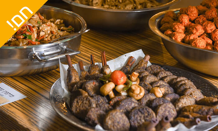 2 שובר הנחה לקניית אוכל מוכן וכשר לשבת - קייטרינג שדות איילון, קיבוץ שעלבים