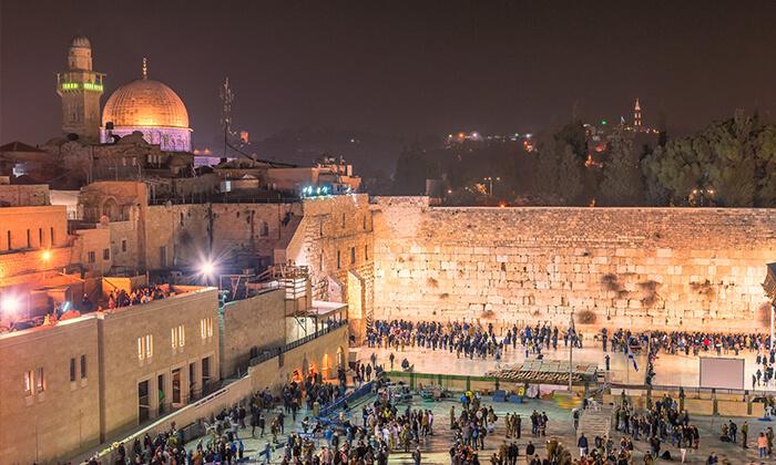 2 סיור סליחות, ירושלים