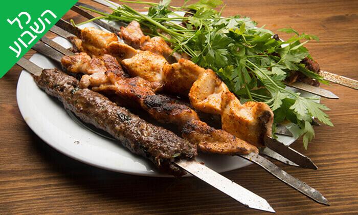 7 שובר הנחה לארוחה זוגית בסטלה ביץ', בת ים