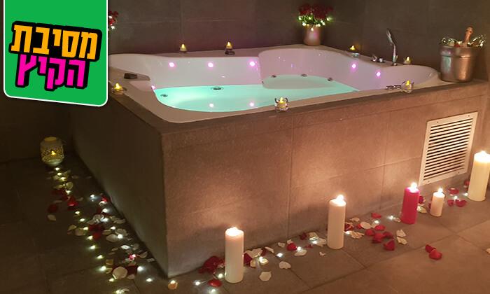4 יום פינוק בספא סיטי טאוור - מלון לאונרדו, רמת גן
