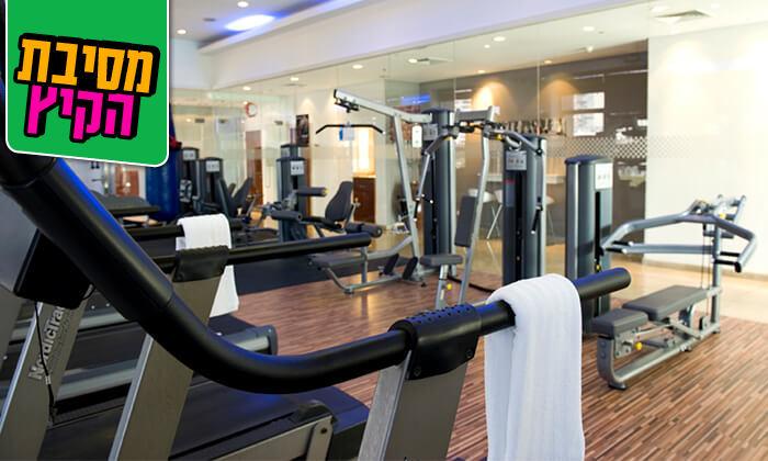 7 יום פינוק בספא סיטי טאוור - מלון לאונרדו, רמת גן