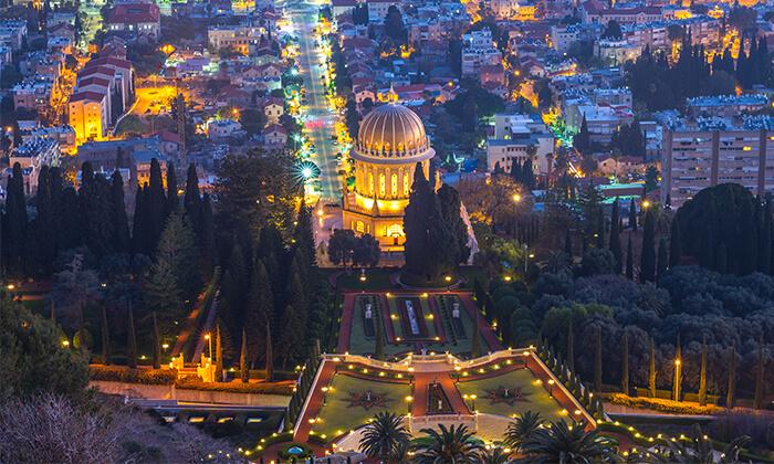 4 סיור עששיות ואגדות - ערב קסום בחיפה לכל המשפחה