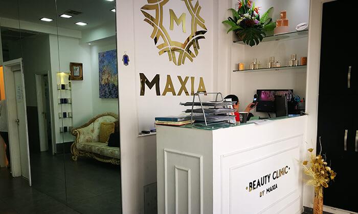 3 טיפול רפלקסולוגיה ב-Beauty Clinic Maxia, אשדוד