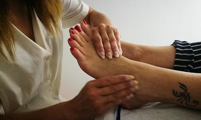 5 טיפול רפלקסולוגיה ב-Beauty Clinic Maxia, אשדוד
