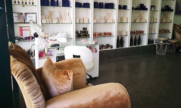 4 טיפול רפלקסולוגיה ב-Beauty Clinic Maxia, אשדוד