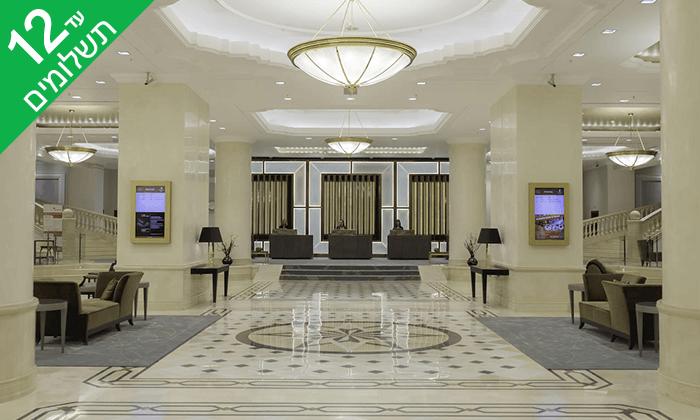 4 חופשה בבוקרשט - שופינג, קזינו, חיי לילה ומלון 5 כוכבים Marriott המומלץ