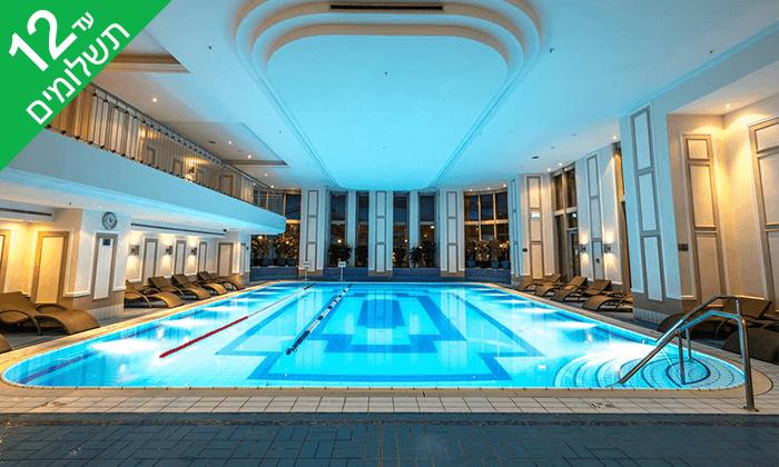 2 חופשה בבוקרשט - שופינג, קזינו, חיי לילה ומלון 5 כוכבים Marriott המומלץ
