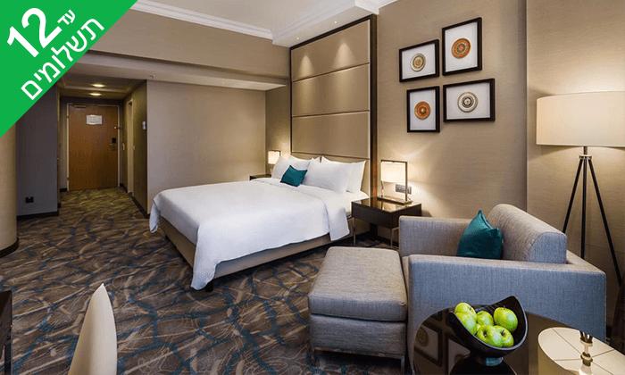 5 חופשה בבוקרשט - שופינג, קזינו, חיי לילה ומלון 5 כוכבים Marriott המומלץ