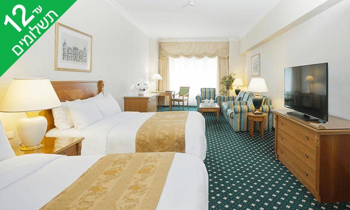 7 חופשה בבוקרשט - שופינג, קזינו, חיי לילה ומלון 5 כוכבים Marriott המומלץ