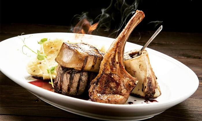 3 מסעדת ניו יורק סטייק האוס הכשרה בראשון לציון - ארוחת פרימיום זוגית