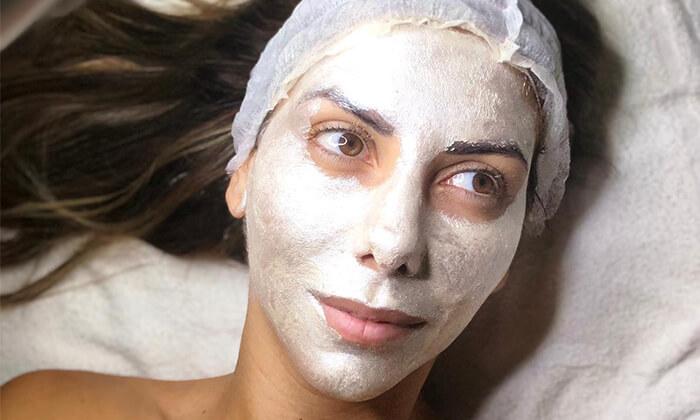 4 טיפול פנים במכון היופי The beauty lounge, תל אביב
