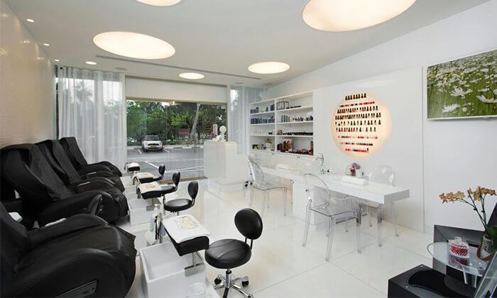 3 טיפול פנים במכון היופי The beauty lounge, תל אביב