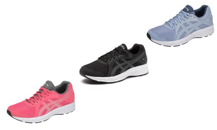 2 נעליים לנשים וגברים אסיקס Asics