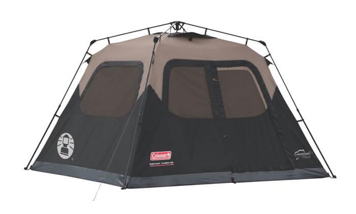 2 אוהל ל-6 אנשים Coleman