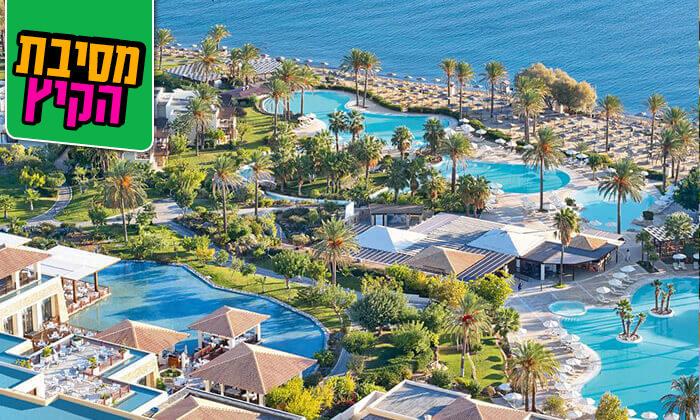 6 קיץ משפחתי באי היווני קוס - מלון Kos Imperial המומלץ