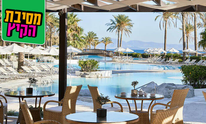 7 קיץ משפחתי באי היווני קוס - מלון Kos Imperial המומלץ