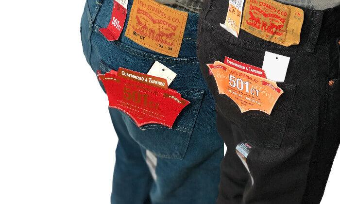 6 ג'ינס לגברים ליוייס LEVI'S