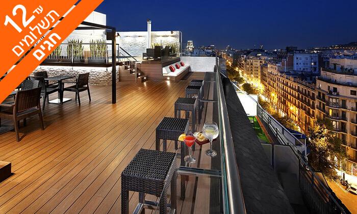 6 ברצלונה - שופינג, טפאסים ומלון מומלץ, כולל חגים
